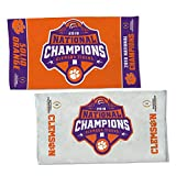 Wincraft Clemson 2018 College Football National Champions Locker Room Towel