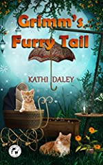 Grimm's Furry Tail (Whales and Tails Cozy Mystery Book 3)