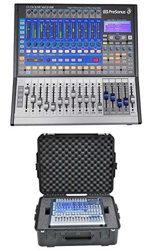 32 channel mixer digital - 8