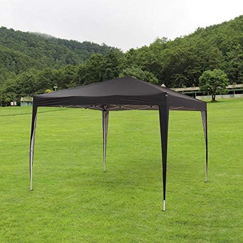 britoniture 3 m x 3 m Pop Up Gazebo toldo Garden Marquee toldo ...