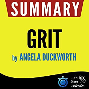 Summary of Grit Audiobook