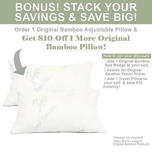 original bamboo pillow instructions