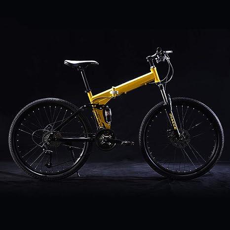 Bicicleta De Montaña, Plegable 26