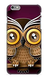Storydnrmue Snap On Hard Case Cover Animal Owl Protector For Iphone 6 Plus