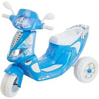 Kid Trax Cinderella 6V Scooter