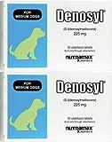 Nutramax Denosyl Tablets 225mg, Medium 60ct (2 x 30ct)