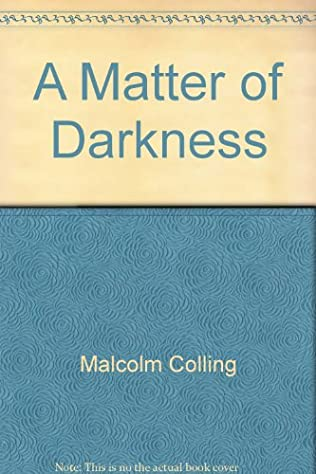 book cover of A Matter of Darkness