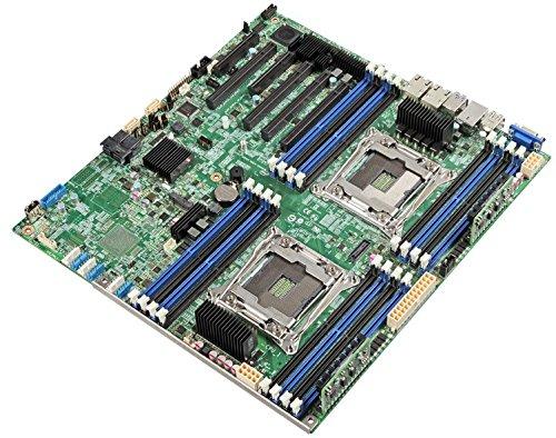 Intel SSI EEB EATX DDR3 2133 LGA 2011 Motherboard DBS2600CWT