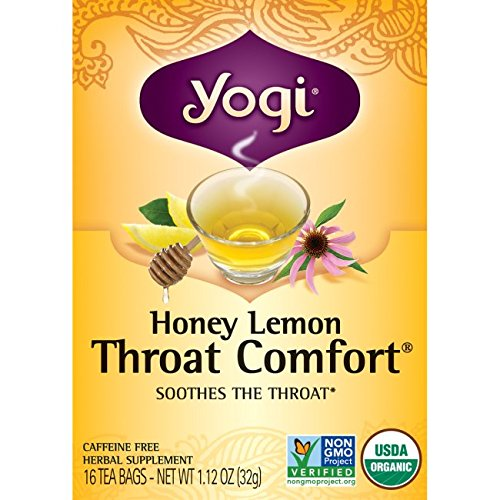 Top 10 recommendation sore throat tea bags 2020