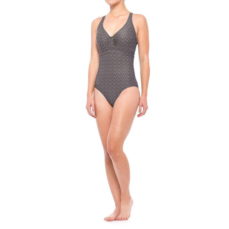 (プラーナ) prAna レディース 水着ビーチウェア ワンピース Aelyn One-Piece Swimsuit UPF 50+, Underwire [並行輸入品] B079JVQNTB