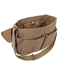 Rothco Vintage Woodland Messenger Bag