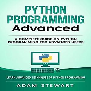 Python Programming Advanced Hörbuch