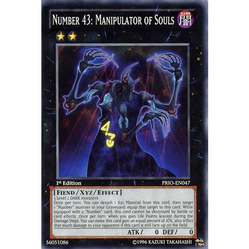 yugioh number cards 43 - 8