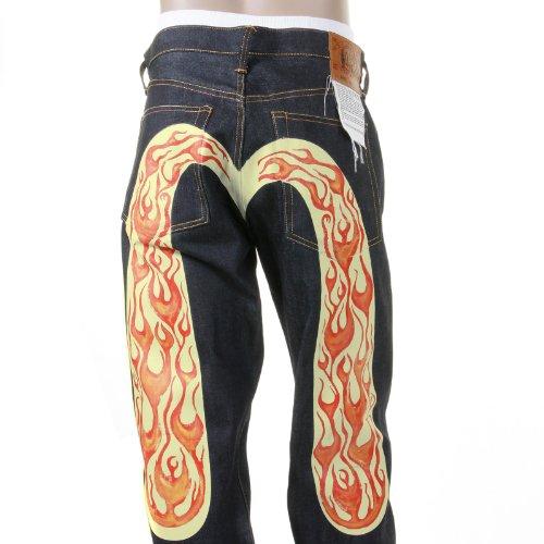 jeans Evisu fire diacock jeans EVIS1947 EAW9HMJE70 D251