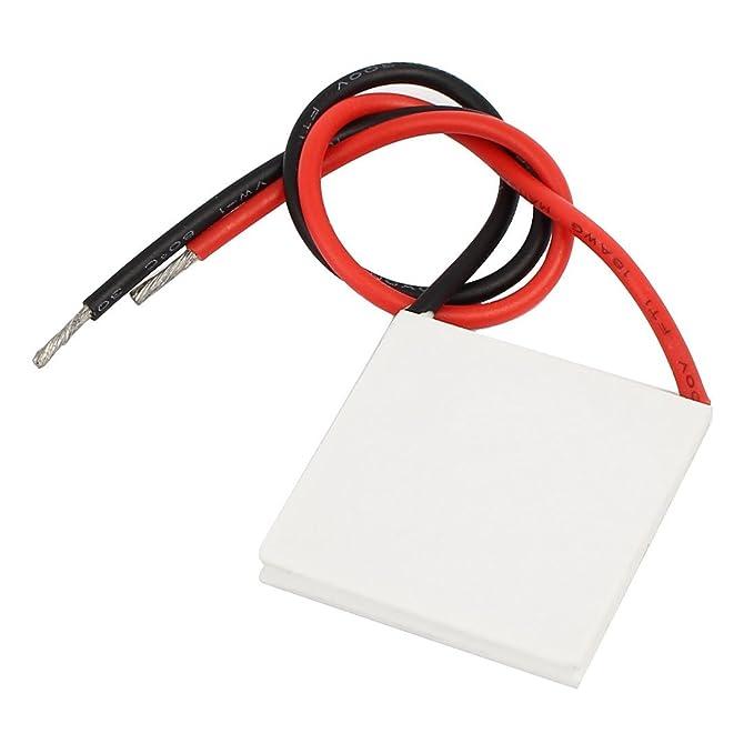 Amazon.com: DealMux TEC1-07110 8.4V 10A termoeléctricos módulo refrigerador refrigerar Placa Peltier: Electronics