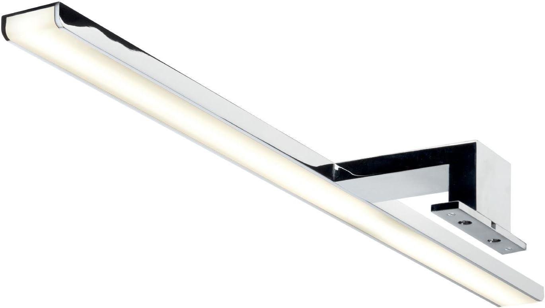 Domus LED Spiegel Aufbauleuchte AALTO 500mm chrom gl/änzend 8W 640 Lumen warmwei/ß