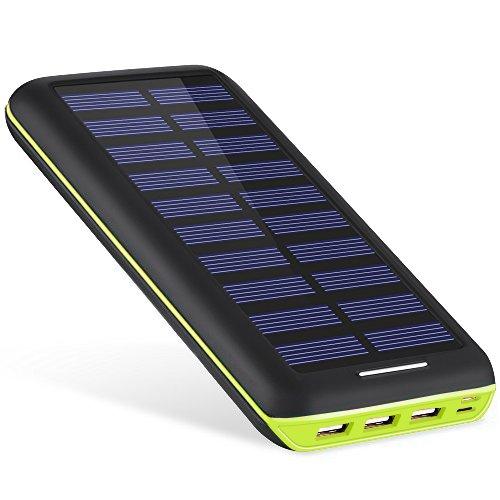 Solar Battery Recharger - 5