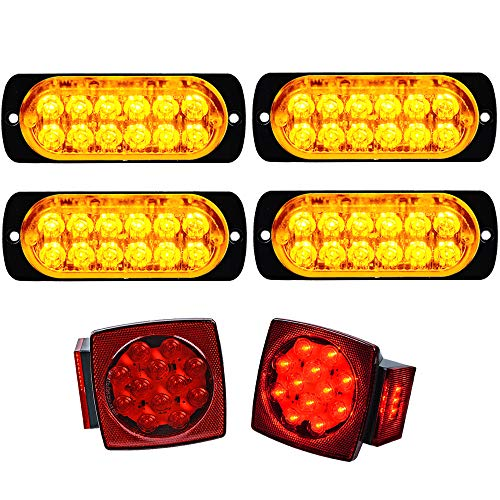 Led Number Plate Lights Flashing in US - 9