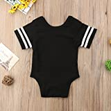 Mubineo Baby Summer Funny Short Sleeve Cotton