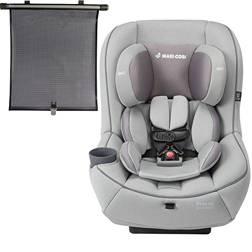 2015 Maxi-Cosi Pria 70 Convertible Car Seat, Grey Gravel wit