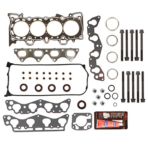 Evergreen HSHB4029G Cylinder Head Gasket Set Head Bolt (2000 Honda Civic Cylinder Head compare prices)