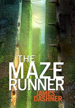 The Maze Runner 0385737947 Book Cover