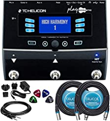 TC Helicon Play Acoustic Vocal Effects S...