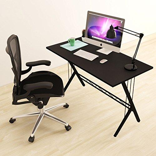 Modern Design Computer Desk Durable Workstation for Office, Home Office, Dorm Room, -