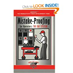 Mistake-Proofing for Operators Learning Package: Mistake-Proofing for Operators: The ZQC System (The Shopfloor Series)