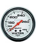 Autometer 5831 2-5/8'' WATER TEMP, 140- 280`F, MECH, PHANTOM