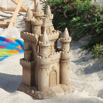 Design Toscano Castle by the Sea - Skymall Stores