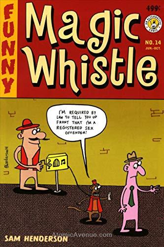 Magic Whistle - Magic Whistle #14 VF/NM ; Alternative comic book