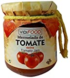 Artisanal Extra Tomato Jam - 445 g - Origin from Spain - Homemade, Finest Quality & 100% Natural - Wide Variety of Delicious Flavors