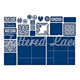 Tattered Lace Neverending Card Die Set, 442228