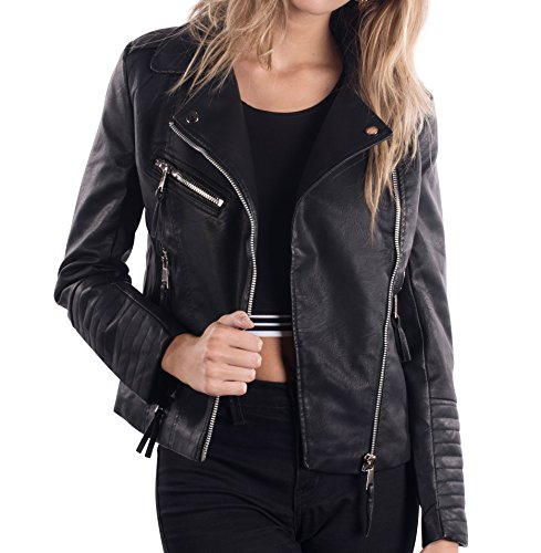Motorcycle Leather Clothing - 7