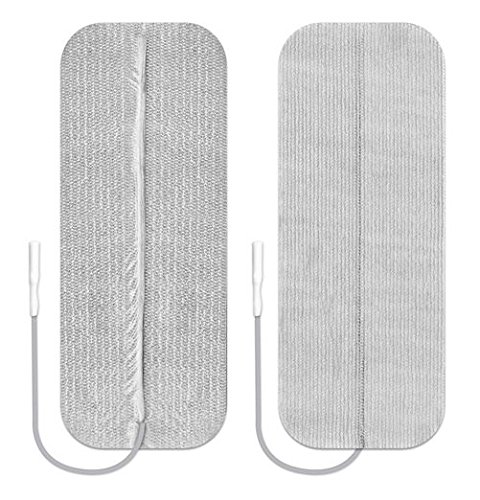 PALS Electrodes, 2'' x 5'' Rectangle, Pack of 2