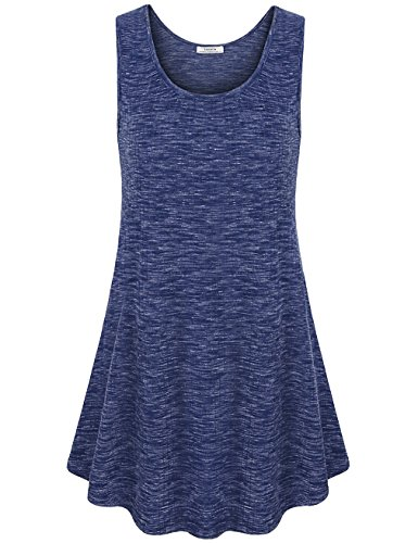 Youtalia Womens Sleeveless Scoop Casual product image