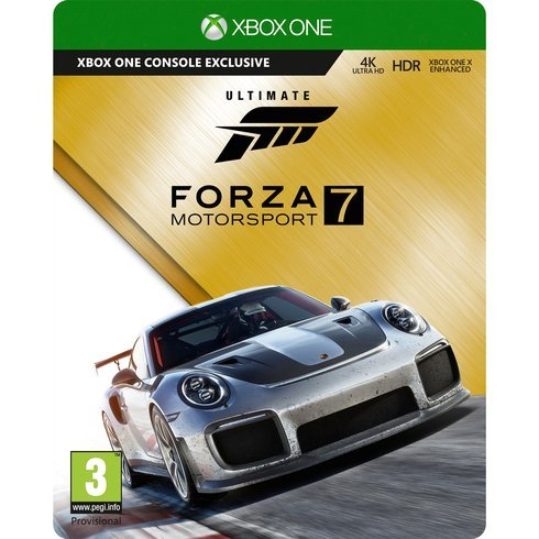Forza Motorsport 7 Ultimate Edition (Xbox One) UK IMPORT REGION FREE by By Microsoft