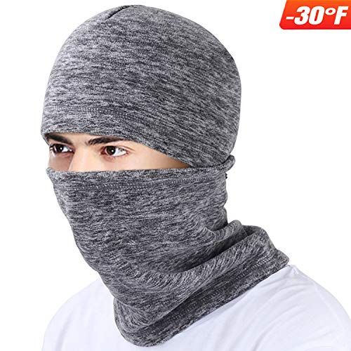 Men's Accessories 3 In 1 Winter Windproof Outdoor Sports Face Mask Ski Snowboard Hood Hat Neck Warmer Cap Camping Hiking Thermal Scarf Fine Craftsmanship