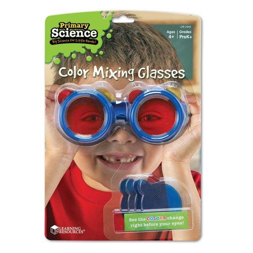 Learning Resources Color Mixing Glasses JungleDealsBlog.com