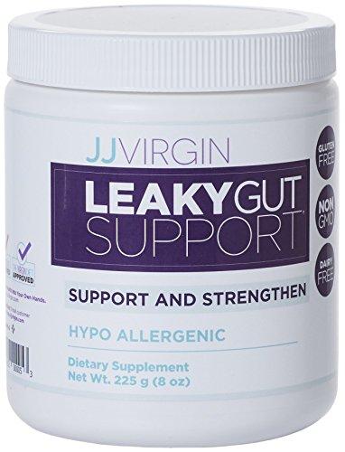 JJ Virgin - Leaky Gut Support Powder, 225g by The Virgin Diet
