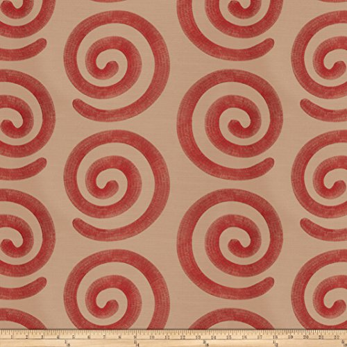 Fabricut Warm Hearted Satin Jacquard Siren