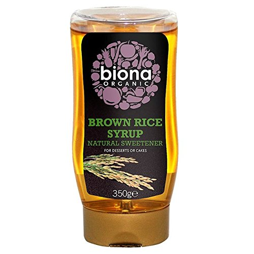 Biona Organic Rice Syrup (350g) - Pack of 6 by Biona Organic