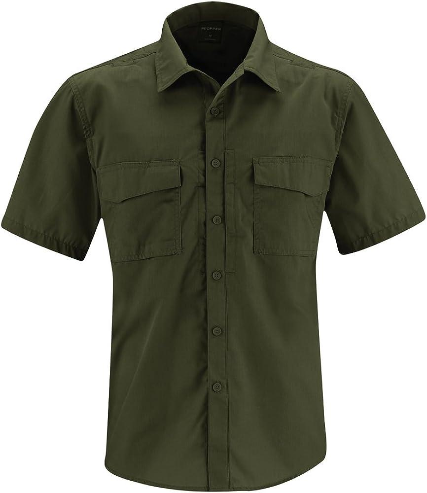 Propper Max 57% OFF Men's REVTAC Shirt Sleeve Max 71% OFF Short