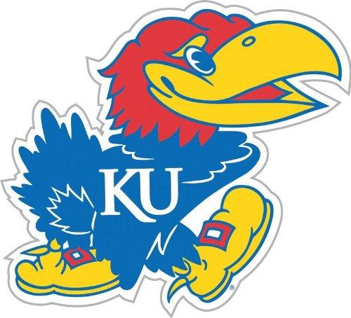 NCAA Kansas Jayhawks 12-Inch - Fremont The Mall Great