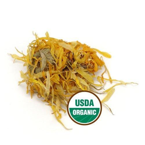Calendula Flowers Whole Organic – Starwest Botanicals 1 lb