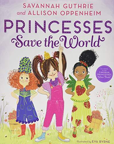 Penelope Pant - Princesses Save the World