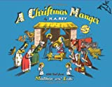 A Christmas Manger (Punch-Out-And-Play Books)