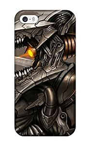 linJUN FENGNew Charles C Lee Super Strong Creature Tpu Case Cover For Iphone 5/5s