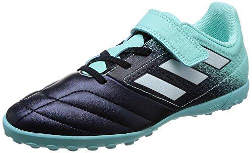 adidas Mädchen Ace 17.4 Tf J H&l Fußballschuhe Mehrfarbig (Aquene / Ftwbla / Tinley)